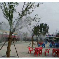 风景旅游区景观人造雾系统 冷雾喷头品牌 案例(成都|绵阳|德阳|南充|宜宾|自贡)