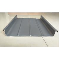 湖南铝镁锰板-铝镁锰合金屋面板,锁边系统