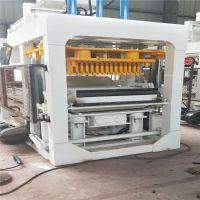 供应8-15大型免烧砖机 (金驼)水泥切块砖设备 静压面包砖机