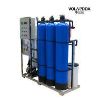 华兰达生产果汁奶茶店直饮水热饮机 常规0.5吨反渗透设备 工艺成熟 技术可靠
