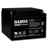 DAHUA大华蓄电池DHB12260铅酸蓄电池12v26ah厂家现货直销