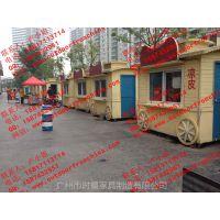 哈尔滨广场售货亭,大庆商业街贩卖花车,吉林商场室内零售小吃车