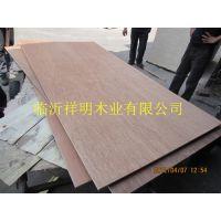 胶合板厂家直销二次成型双面砂光贴面方子木细木工板环保胶水