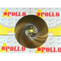 阿波罗HSS-M42黄色275|300|350高速钢锯片 无毛刺切割铁铜铝