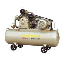 KS工业用活塞式空气压缩机KS100型工业活塞空压机8公斤1立方7.5KW