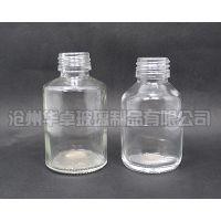 直供透明模制口服液瓶厂家沧州华卓