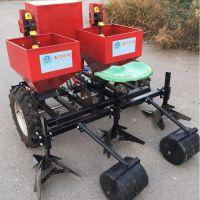 禹鸣机械2CMF-1多功能单垄双行土豆种植机施肥喷药旋耕种植覆膜薯类播种一体机厂家直销