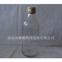 河北林都供应250ml透明口服液瓶