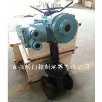 百强Z941H-10T铸铁电动闸阀