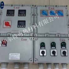 华尔特加热电缆防爆温控箱温控柜220VExT6IP65防爆温度控制箱定做