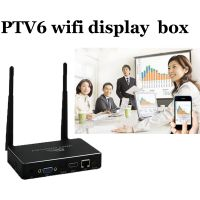 PTV6无线投屏新品Windows电脑专用同屏器win7/8/10兼容台式笔记本安卓、苹果系统