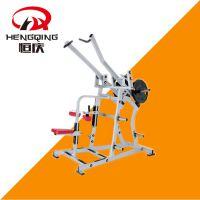 健身房健身器械 悍马系列健身器材 扩角度下拉训练器 商用室内 恒庆健身器材HQ-3015