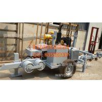 单轴两轮拖挂式液压牵引机 组塔放线施工专用