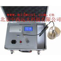 中西(LQS厂家直销)绝缘子盐密测试仪型号:M349533库号:M349533