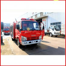 大型厂区用6-8吨水罐消防车价格