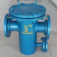 热销供应 篮式除污器 管道毛发过滤器 过滤性高质量可靠