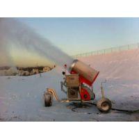 人工造雪机 滑雪场造雪机项目咨询