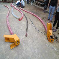 地面散粮装车吸粮机 便捷式移动装车抽粮机 浩发