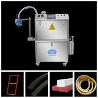 聚氨酯密封条发泡设备具有以下优点