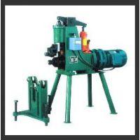 虎林GS325管道沟槽机管道压槽机电动液压压槽机低价促销