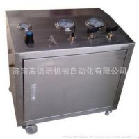 压力显示器控制超高压水压试验台