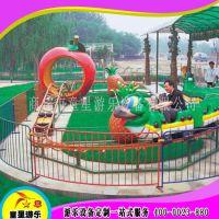 青虫滑车是商丘童星游乐设备厂家推出的一款公园儿童游乐设备安全可靠