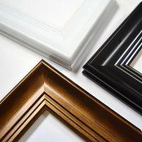 2017年新款现代多色5公分宽PS塑料线条 画框相框镜框装饰线条
