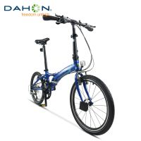 DAHON大行折叠自行车20寸铝合金变速超轻单车休闲男女式成人自行车AAA093