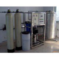 1吨纯净水设备 1吨单级反渗透设备批发