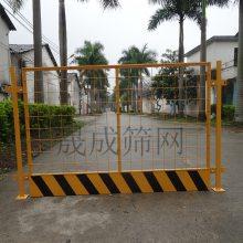 电梯口防护网 施工基坑临边安全护栏网 潮州施工洞口防护栏网