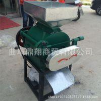 山东厂家销售生产新款杂粮破碎机型号  花生仁压碎机 颗粒专用破
