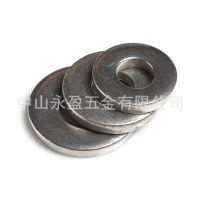 佛山中山201不锈钢平垫圈 金属垫片 M3M4M5M6M8M10M12定做批发厂