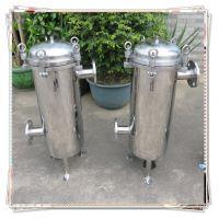 热销云浮市机油回收高效拦截杂质袋式过滤器快装法兰式多袋过滤器