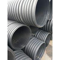 昆明HDPE双壁排污管 规格DN200-600齐全