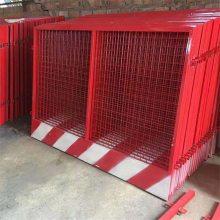 基坑护栏厂家 喷塑临边防护网 移动护栏