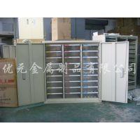 零件柜零件整理柜75抽48抽30抽等多种规格任你挑选杭州湾优元金属