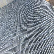 建筑工地网片 大孔焊接网 地板采暖网