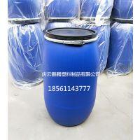 200升化工包装桶防腐蚀耐酸碱200公斤塑料桶