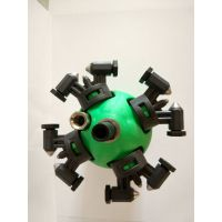 纳美特二流体加湿器NMT-W3 适用面积50-80平米 加湿量10kg/h