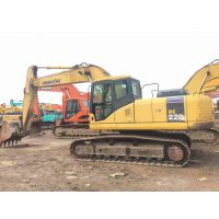 小松220-7二手挖掘机出售全国包送