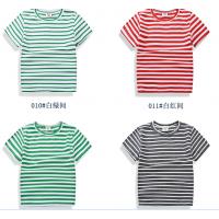 2018夏季新款童T恤韩版女童中大童纯棉短袖上衣儿童夏装便宜服装处理
