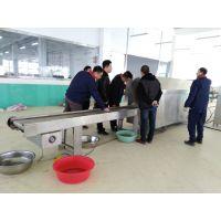 智工汇保DCHS电磁花生果干炒机,适用于休闲食品加工厂的加工及销售