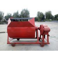 江西南康鑫旺JW350型翻斗卧式砂浆灰浆搅拌机性价比高