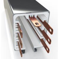 豪迈电器大型室内停车场照明供电小五极铝合金母线槽