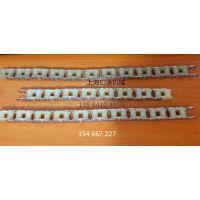 12.7节距铁氟龙/特氟龙滚子塑料链条