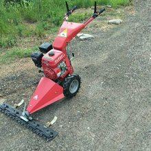 小型汽油四冲程割草机 背负式单人操作汽油割草机 启航路边修理割灌机