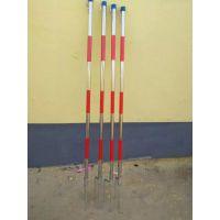 双冠牌安全围网防护网立柱 不锈钢杆 H型安全围栏支架价格