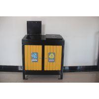 新疆垃圾桶厂家 哈密塑木果皮箱新品上市 拜城垃圾桶厂家物美价廉