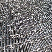 铜丝轧花网 大丝铁轧花网 矿用筛网