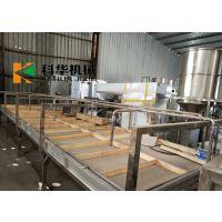 小型腐竹加工机器视频 大型磨浆系统多少钱一套 厂家定制豆油皮设备 煮浆设备价格